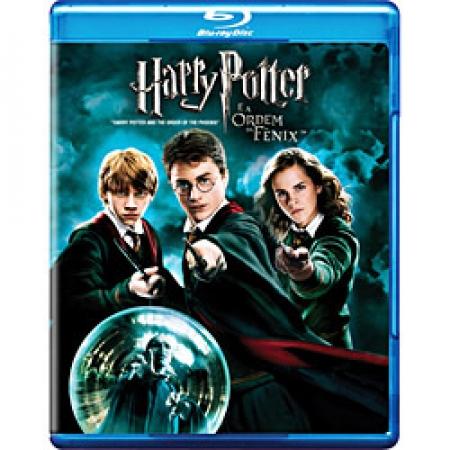 Harry Potter e a Ordem da FEnix (BLU-RAY)