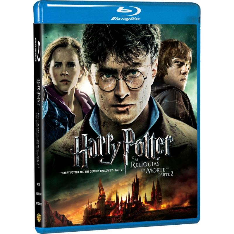 Harry Potter E As Relíquias Da Morte - Parte 2 - Edição Especial - 2 Discos