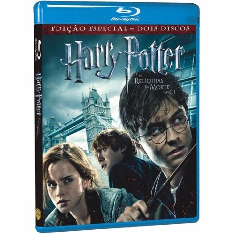 Harry Potter e as Relíquias da Morte - Parte 1 (Duplo) (BLU-RAY)