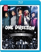 One Direction - Up All Night Live Blu ray  IMPORTADO
