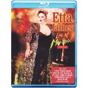 Etta James - Live At Montreux Blu Ray
