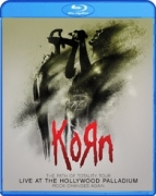 Korn - The Path of Totality Tour - Live at the Hollywood Palladium BLURAY + CD