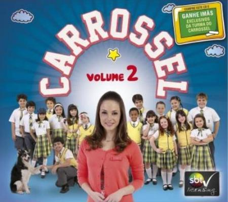 Carrossel - Volume 2 (CD)