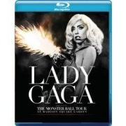 Lady Gaga - The Monster Ball Tour BLURAY NACIONAL