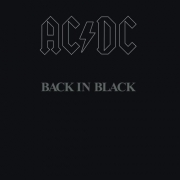 LP AC DC - Back In Black VINYL IMPORTADO (LACRADO)