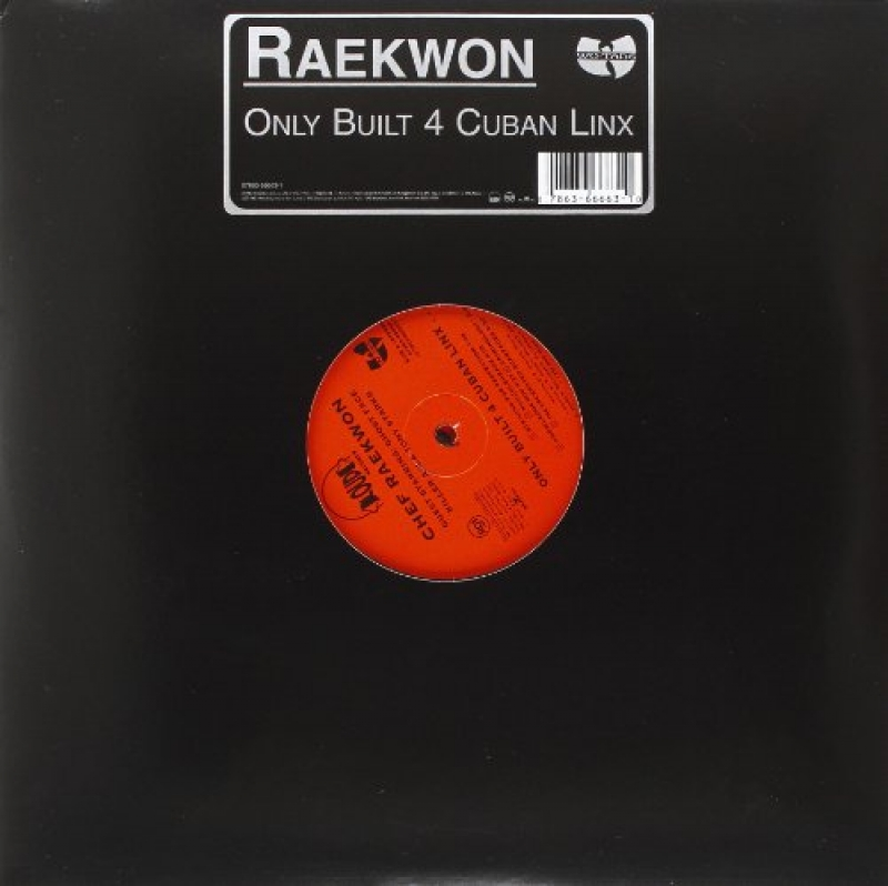 LP Raekow - Ghost Face Killer AKA Tony Built 4 Cuban Linx VINYL DUPLO IMPORTADO (LACRADO)