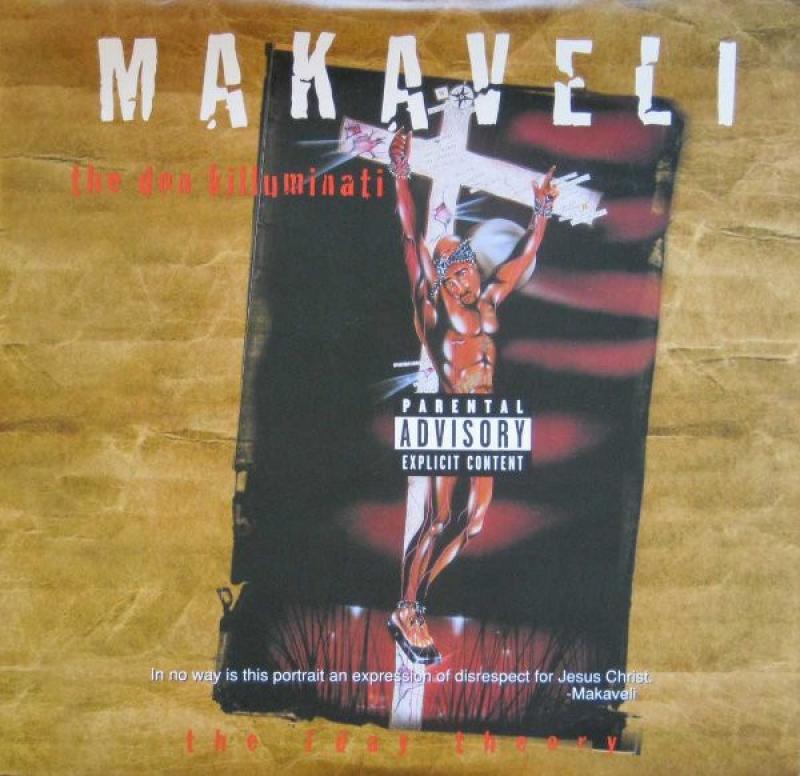 LP 2 PAC MAKAVELI - The Don Killuminati (VINYL DUPLO IMPORTADO LACRADO) LP 2PAC LP MAKAVELI