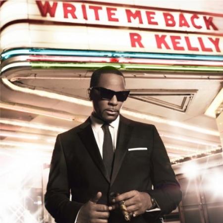 R. Kelly  - Write Me Back IMPORTADO
