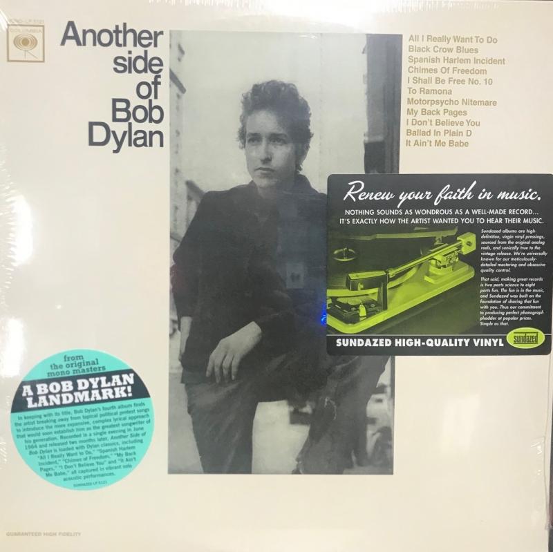 LP Bob Dylan - Another Side Of Bob Dylan VINYL IMPORTADO (lacrado)