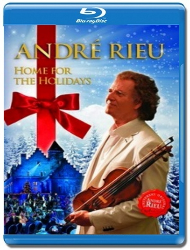 Andre Rieu - Home For The Holidays (BLU-RAY)