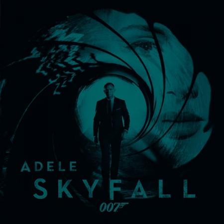 Adele - Skyfall 007 Single Importado (CD)