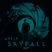 Adele - Skyfall 007 Single Importado