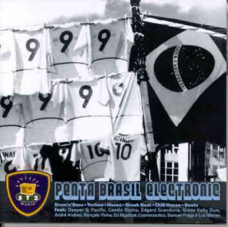 LP Penta Brasil - Electronic (Vinyl Duplo)