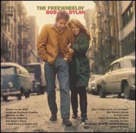 LP Bob Dylan - Freewheelin IMPORTADO