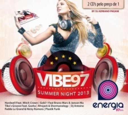 VIBE 97 - SUMMER NIGHT DUPLO - 2013