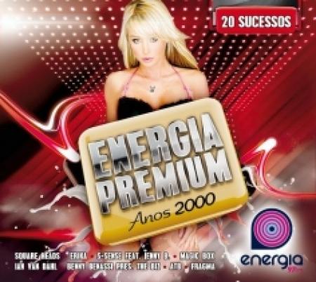ENERGIA PREMIUM - ANOS 2000 (CD)