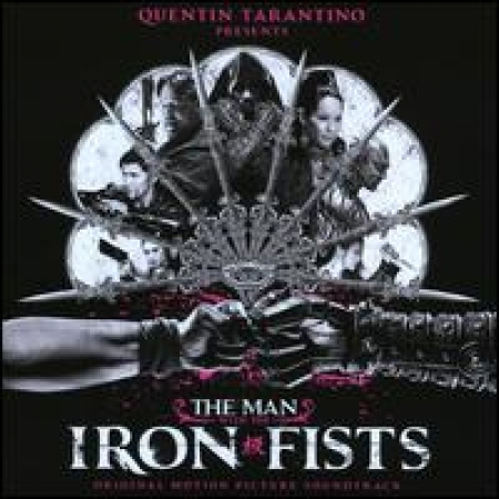 The Man with the Iron Fists Original Motion Picture Soundtrack  IMPORTADO