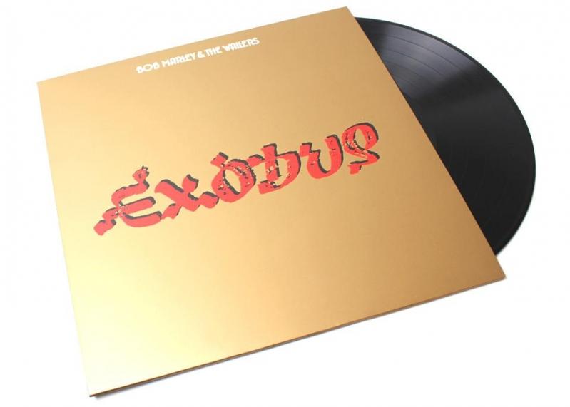 LP Bob Marley - Exodus (VINYL IMPORTADO LACRADO)