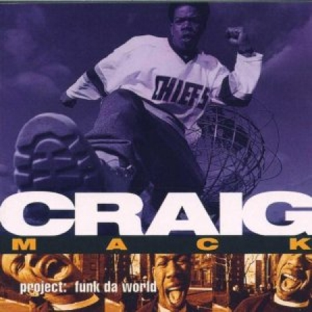 Craig MacK - Project Funk Da World (CD)