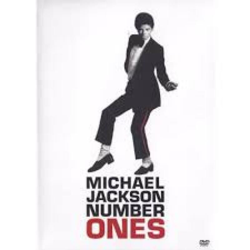 Michael Jackson - Number Ones - DVD (5099705699997)