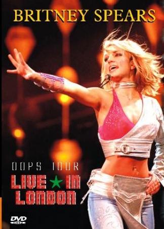 Britney Spears - Live In London DVD