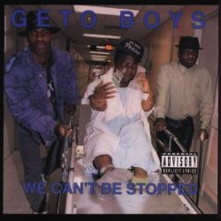 Geto Boys - We Cant Be Stopped (CD)