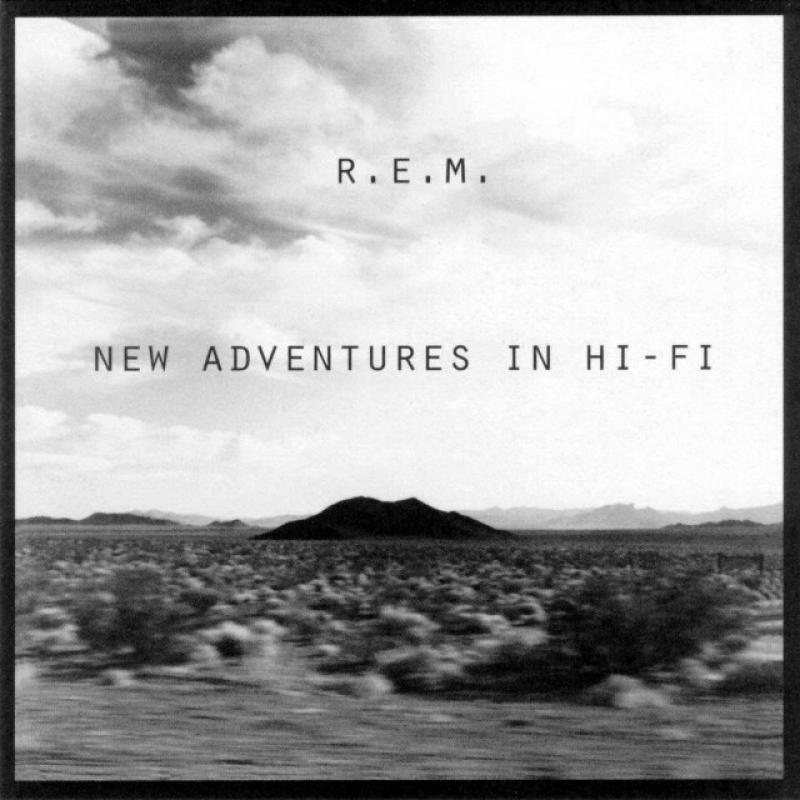REM - New adventure in HI-FI (CD)