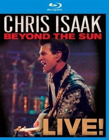 Chris Isaak Beyond The Sun Live Blu-Ray