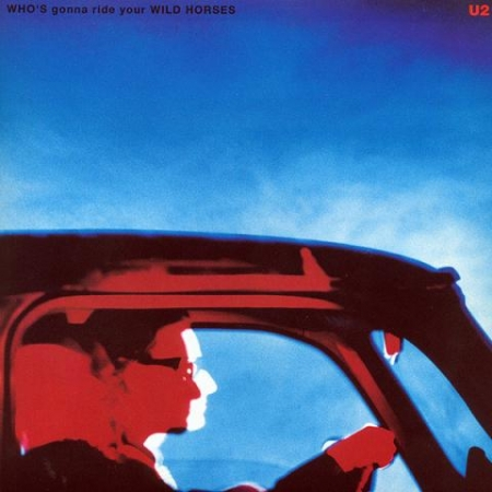 U2 - Who s Gonna Ride Your Wild Horses CD Single