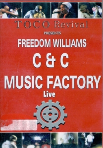 C & C Music Factory - Live  DVD