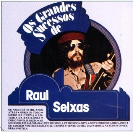 Raul Seixas - Os Grandes Sucessos (CD)