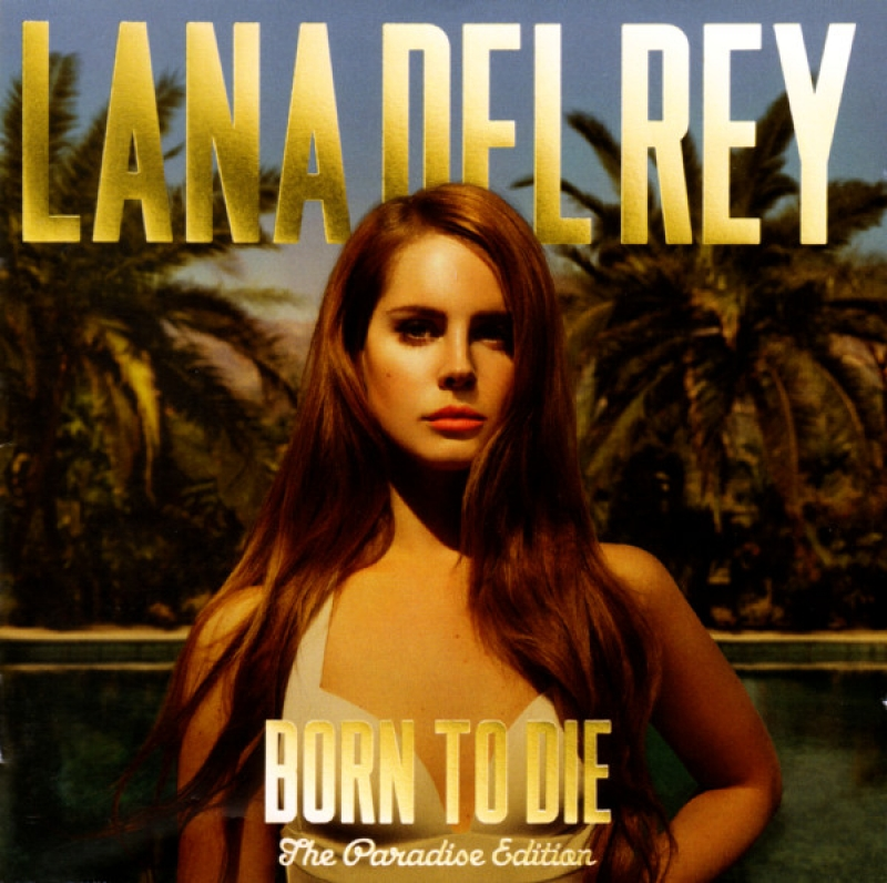 Lana Del Rey - BORN TO DIE - The Paradise Edition CD DUPLO (602537173976)