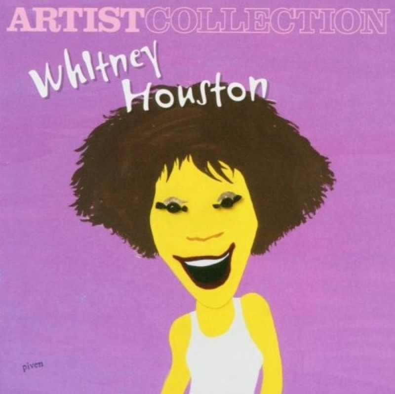 Whitney Houston - Artist Collection