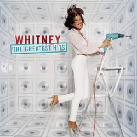 Whitney Houston - The Greatest Hits CD DUPLO