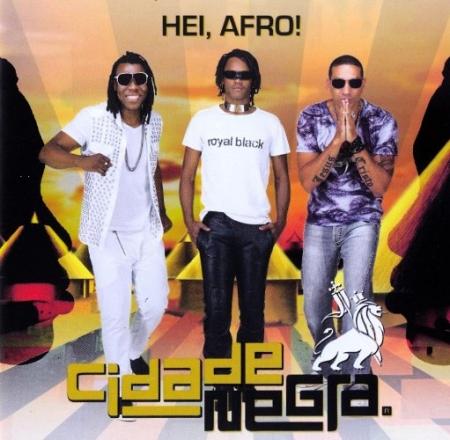 Cidade Negra - Hei Afro