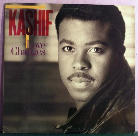 Kashif - Love Changes (CD)
