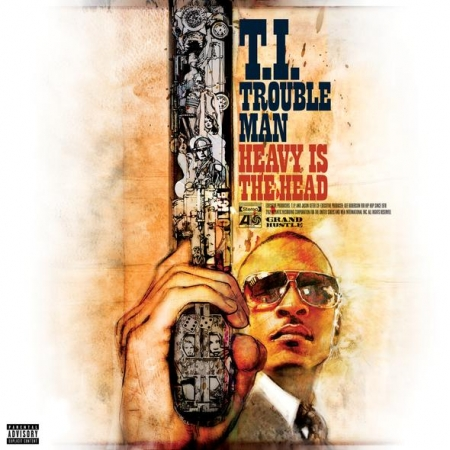 T.I. - Trouble Man - Heavy Is The Head (CD DUPLO) IMPORTADO