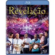 Bluray Grupo Revelaçao - 360 Ao Vivo