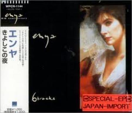 Enya - Cd Single IMPORTADO JAPAN
