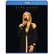Barbra Streisand - Live in Concert 2006 (BLU-RAY)