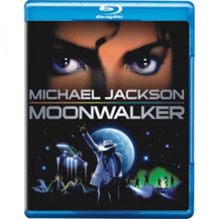 Michael Jackson - Moonwalker Blu Ray