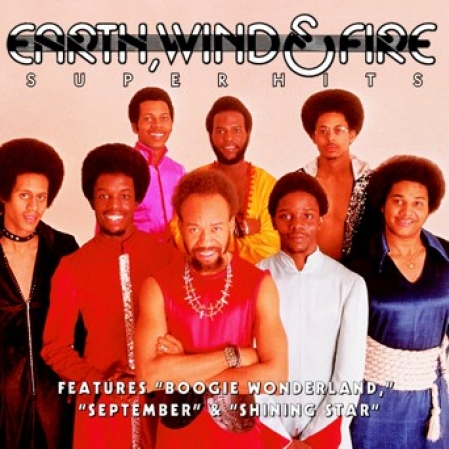 Earth Wind & Fire - Super Hits (CD)
