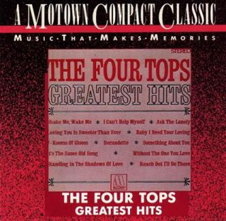 The Four Tops - Greatest Hits (CD)