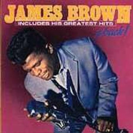 James Brown - Is Back (CD)