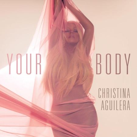Christina Aguilera - Your Body CD SINGLE
