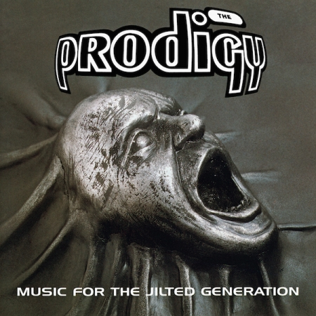 LP The Prodigy - Music For The Jilted Generation VINYL DUPLO (634904011413)