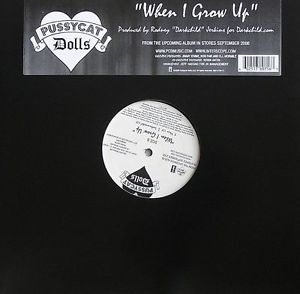 LP Pussycat Dolls - When I Grow Up (VINYL SINGLE IMPORTADO LACRADO)