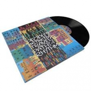 LP A Tribe Called Quest - Peoples Instinctive Travels And The Paths Of Rhythm VINYL DUPLO IMPORTADO