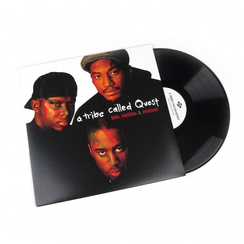 LP A Tribe Called Quest - Hits Rarities Remixes (VINYL DUPLO IMPORTADO LACRADO)