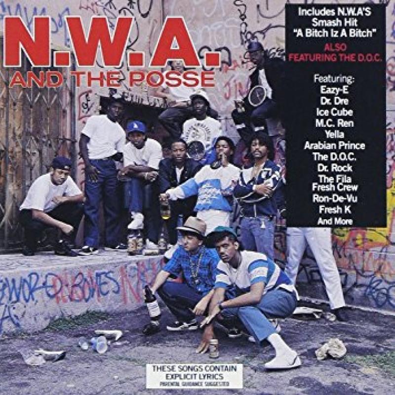 NWA - NWA and the Posse (CD)